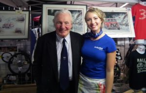 ArtbyBex and Paddy Hopkirk