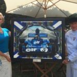 Sir Jackie Stewart's Bespoke Commission Painting