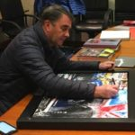 Nigel Mansell Bespoke Artwork