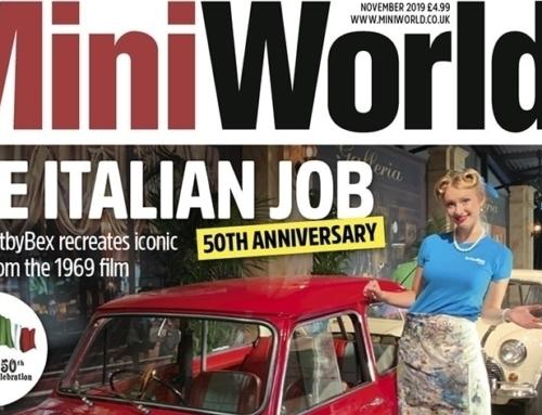 ArtbyBex and Mini World Magazine