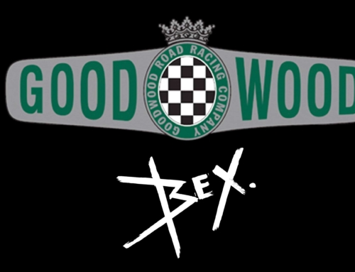Exclusive ArtbyBex Artwork Prelaunch with Goodwood