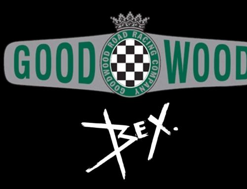 Exclusive ArtbyBex Artwork Prelaunch with Goodwood