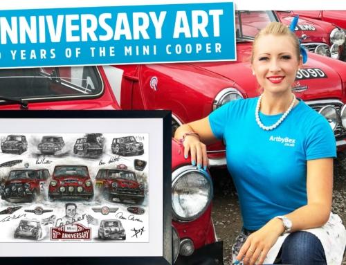 Bex Celebrates the Cooper at 60